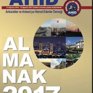 AHİD Almanak 2017