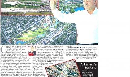 İşte Millet Bahçesi – Sabah Ankara – 11 Haziran 2018