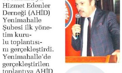Ankaralılara 15 Temmuz Teşekkürü – Sabah Ankara – 08 Şubat 2018